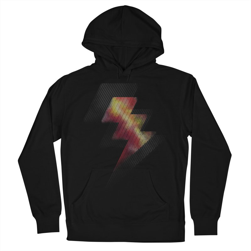 Fire Bolt II Women's Pullover Hoody by Vince N2