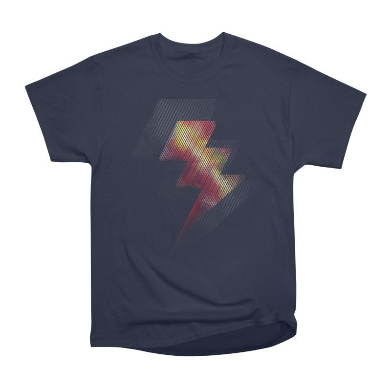 Fire Bolt II Women's Heavyweight Unisex T-Shirt by Vince N2