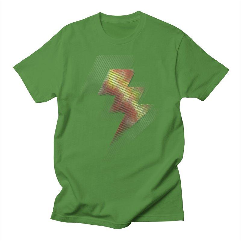 Fire Bolt II Women's Unisex T-Shirt by Vince N2