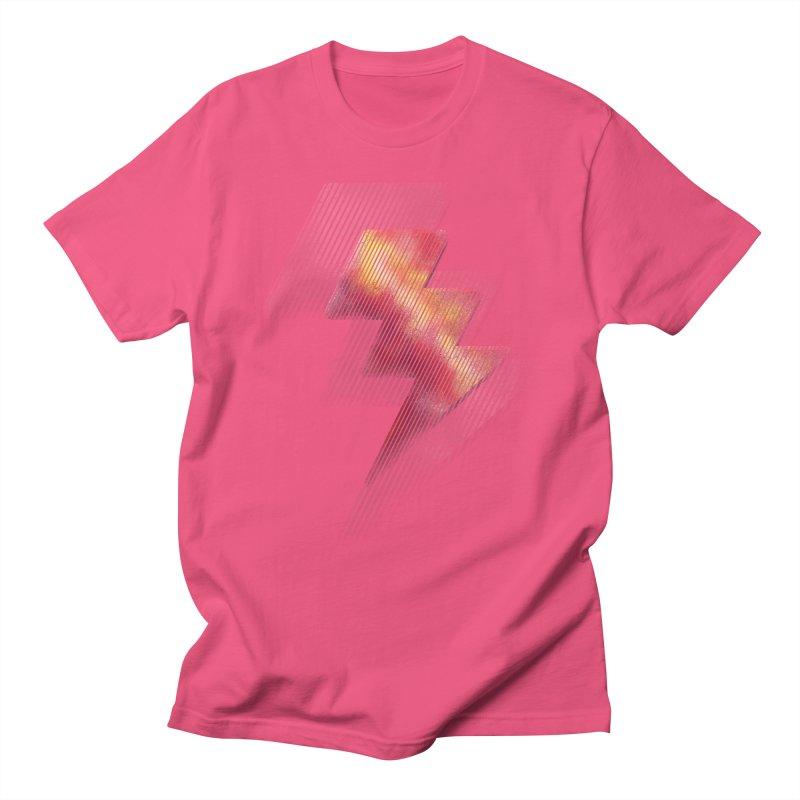 Fire Bolt II Men's T-Shirt by Vince N2