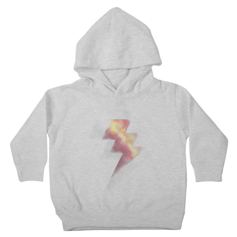 Fire Bolt II Kids Toddler Pullover Hoody by Vince N2