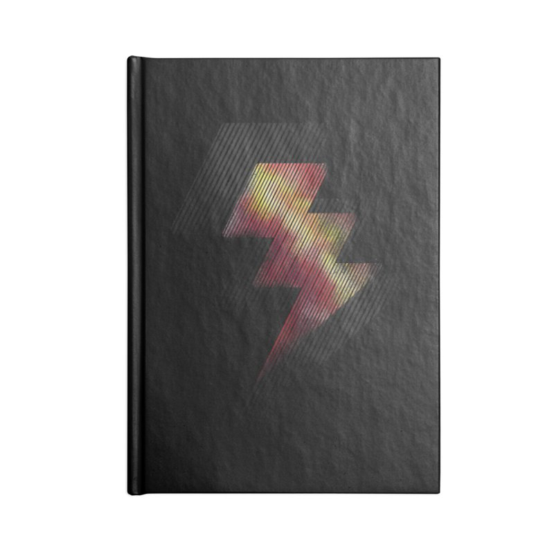 Fire Bolt II Accessories Notebook by Vince N2