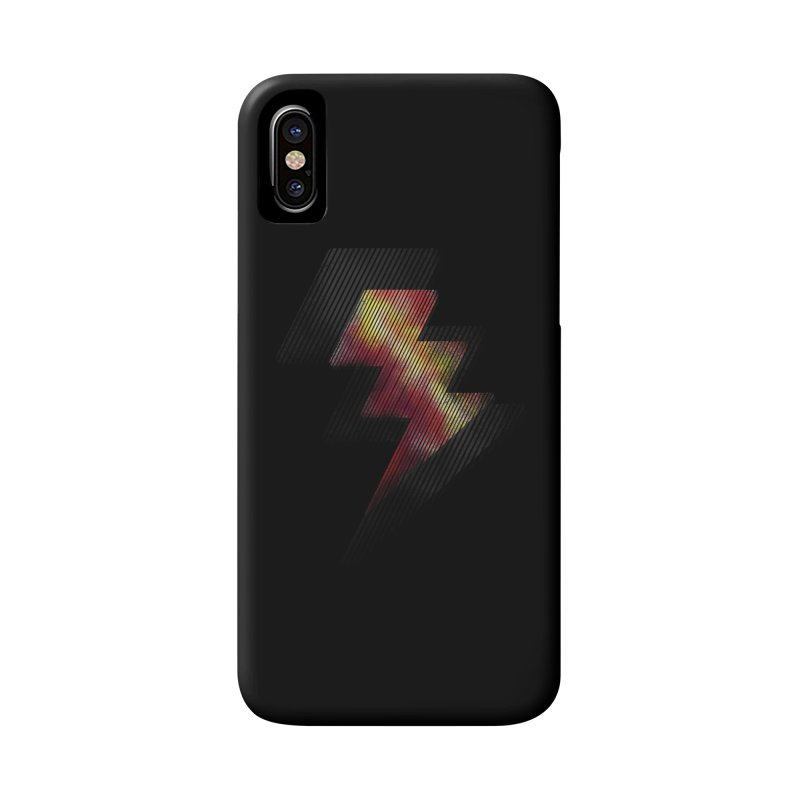 Fire Bolt II Accessories Phone Case by Vince N2