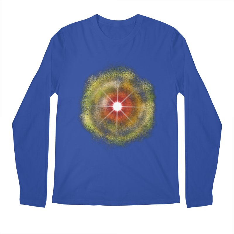 The Real Colour of Life Men's Longsleeve T-Shirt by Vince N2