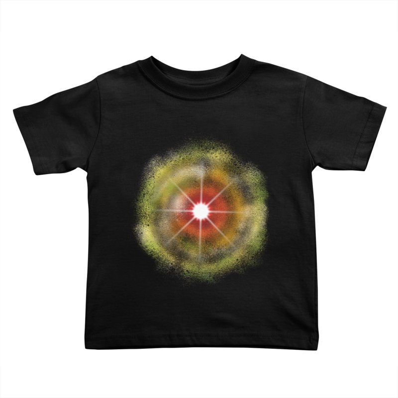 The Real Colour of Life Kids Toddler T-Shirt by Vince N2