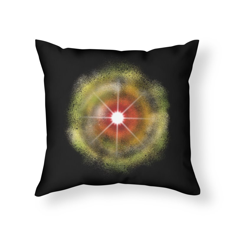 The Real Colour of Life Home Throw Pillow by Vince N2