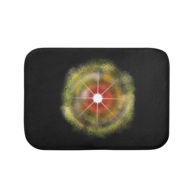 The Real Colour of Life Home Bath Mat by Vince N2