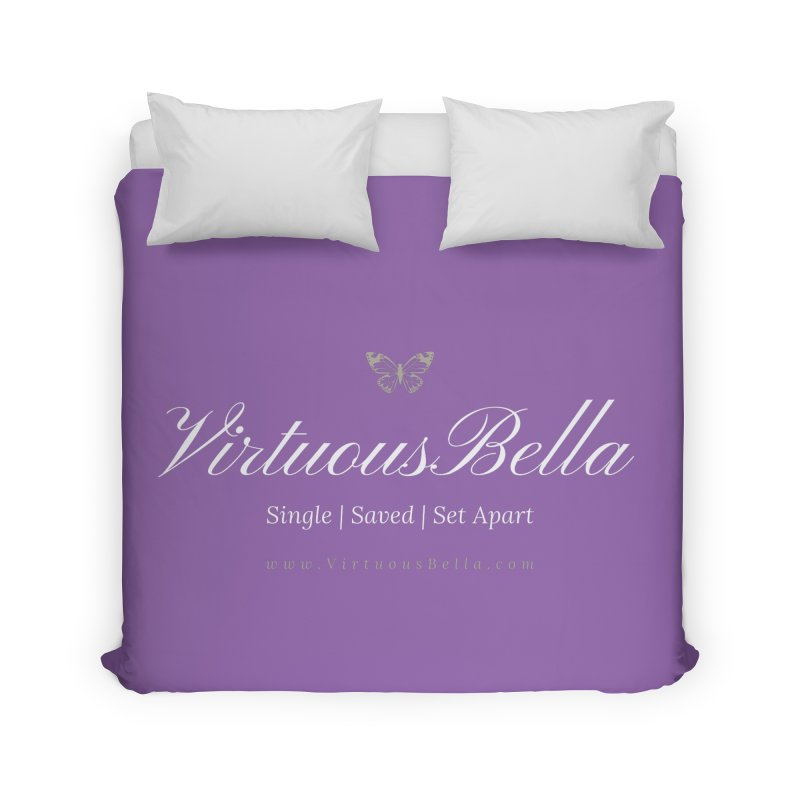 VirtuousBella Home Duvet by Living Virtuous Boutique