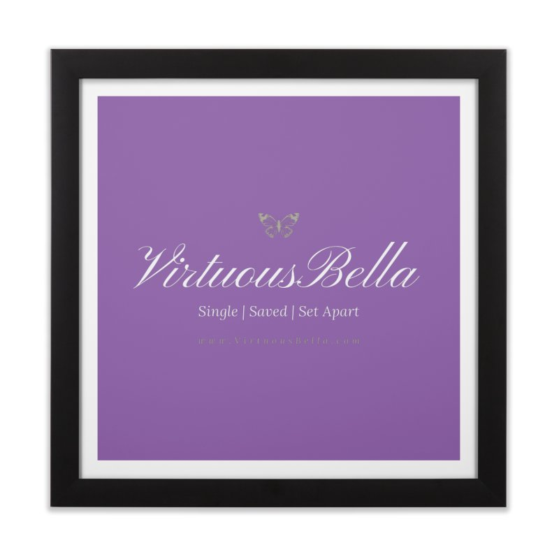 VirtuousBella Home Framed Fine Art Print by Living Virtuous Boutique