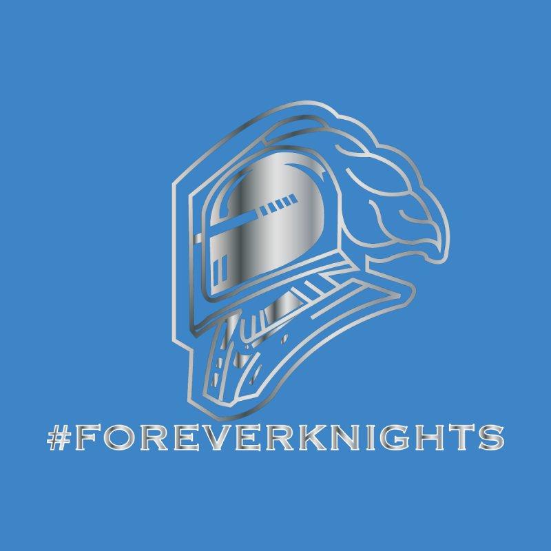 ForeverKnights_Rvsd Women's Longsleeve T-Shirt by VisualEFX Gear