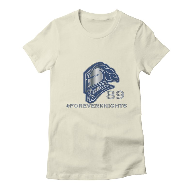 FOREVERKNIGHTS89 Women's T-Shirt by VisualEFX Gear