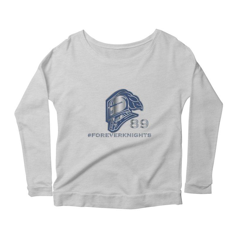 FOREVERKNIGHTS89 Women's Longsleeve T-Shirt by VisualEFX Gear