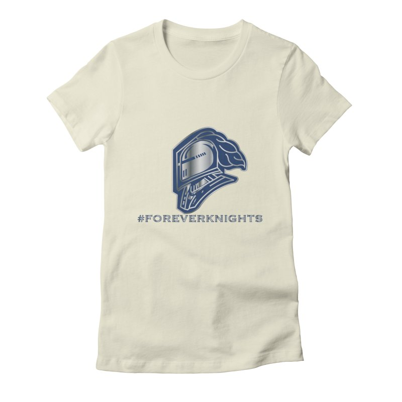 ALL_KNIGHTSFOREVER Women's T-Shirt by VisualEFX Gear