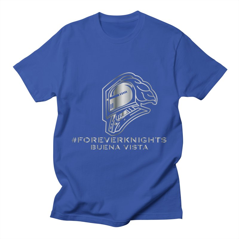 ForeverKnightsBV_rvsd Men's T-Shirt by VisualEFX Gear