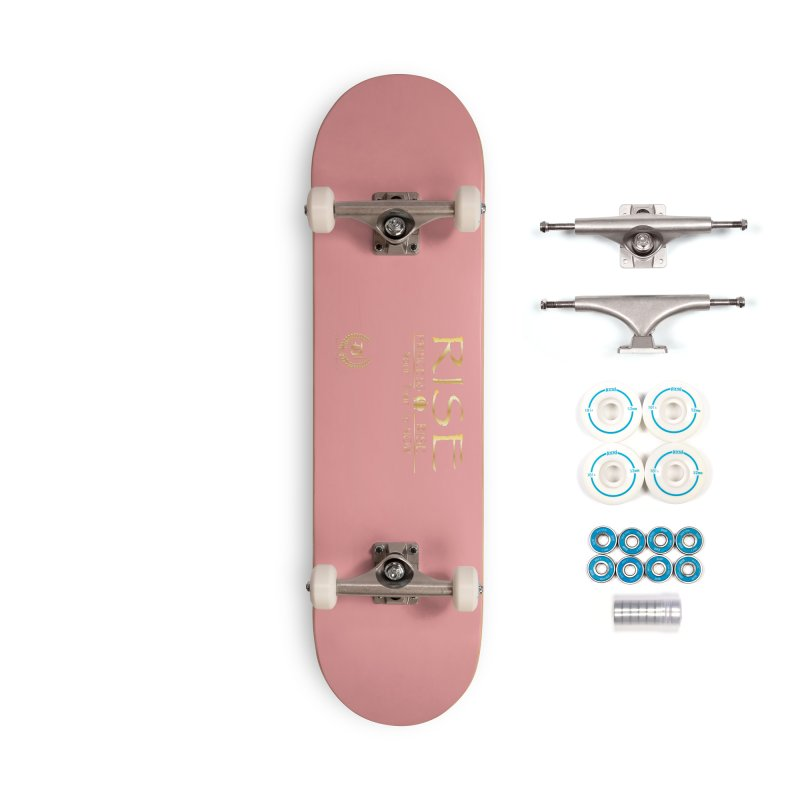Rise Princess Rise Accessories Skateboard by VisualEFX Gear