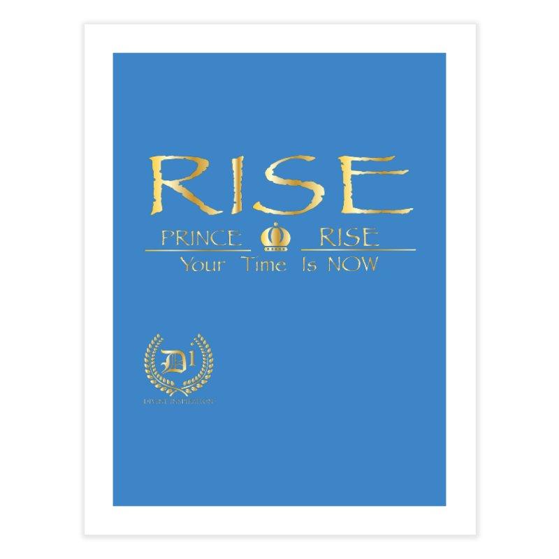 RisePrinceRISE Home Fine Art Print by VisualEFX Gear