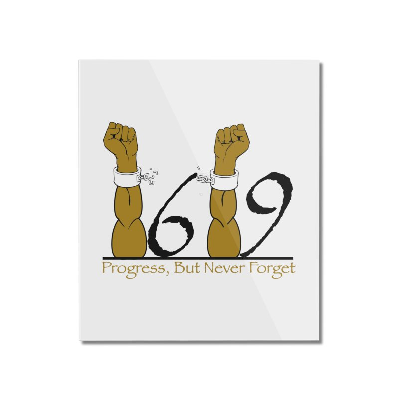 1619 Home Mounted Acrylic Print by VisualEFX Gear
