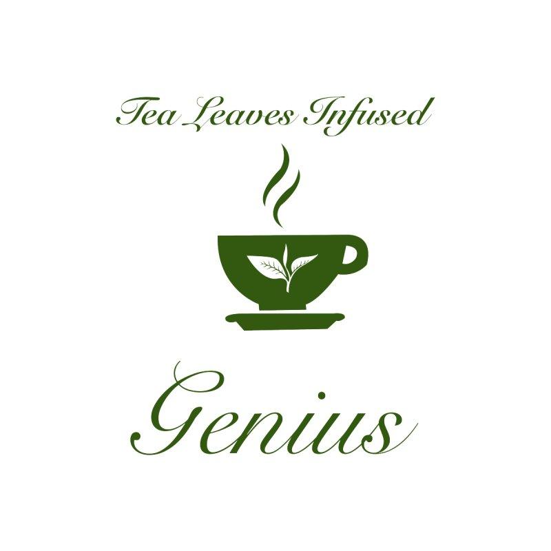 Green tea Leaves Infused Genius Accessories Mug by VisualEFX Gear