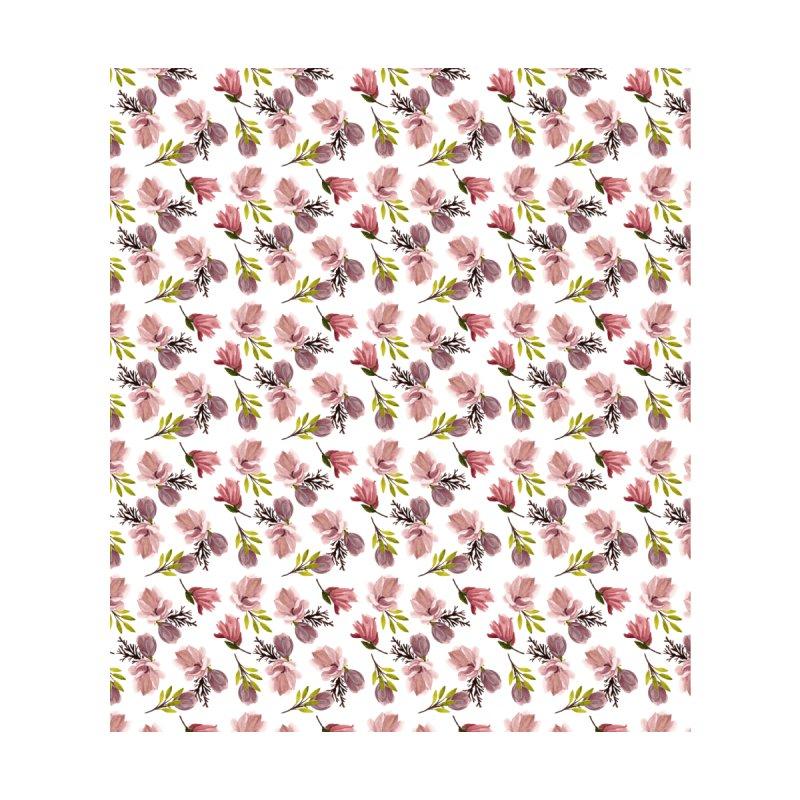 Beautiful Magnolia Pattern Men's T-Shirt by VisudylicCreations's Artist Shop