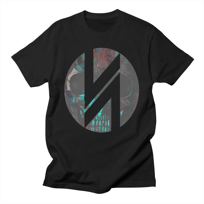 Skull Shirt Men's T-Shirt by VitalSignsband's Artist Shop