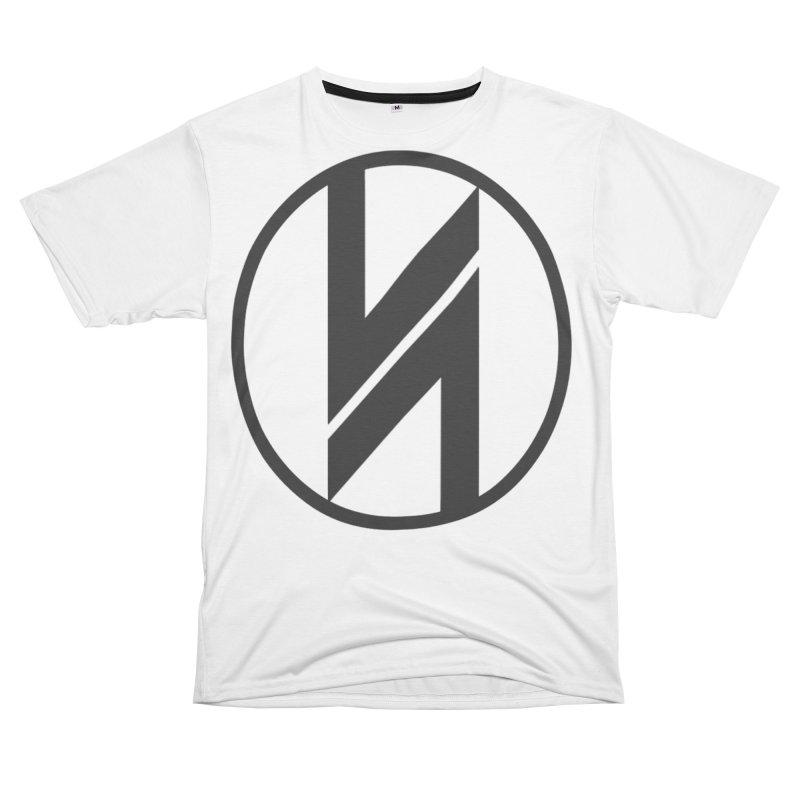 gray symbol shirt Women's Cut & Sew by VitalSignsband's Artist Shop