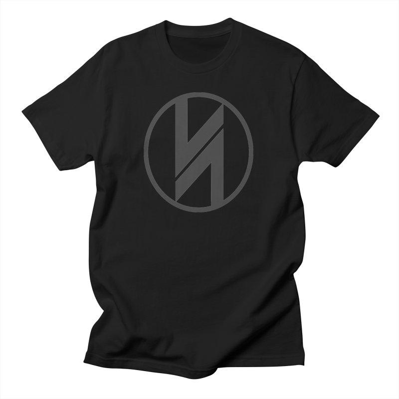 gray symbol shirt Men's T-Shirt by VitalSignsband's Artist Shop