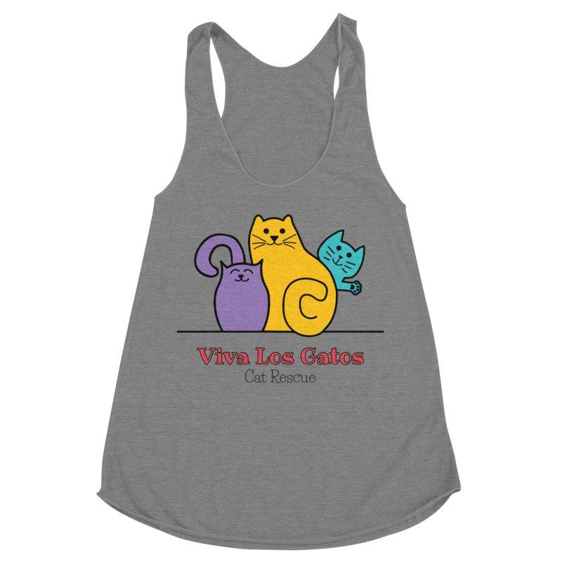 Women's None by Viva Los Gatos Cat Rescue's Shop