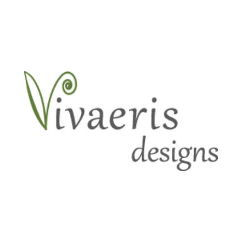 Vivaeris Designs' Artist Shop Logo
