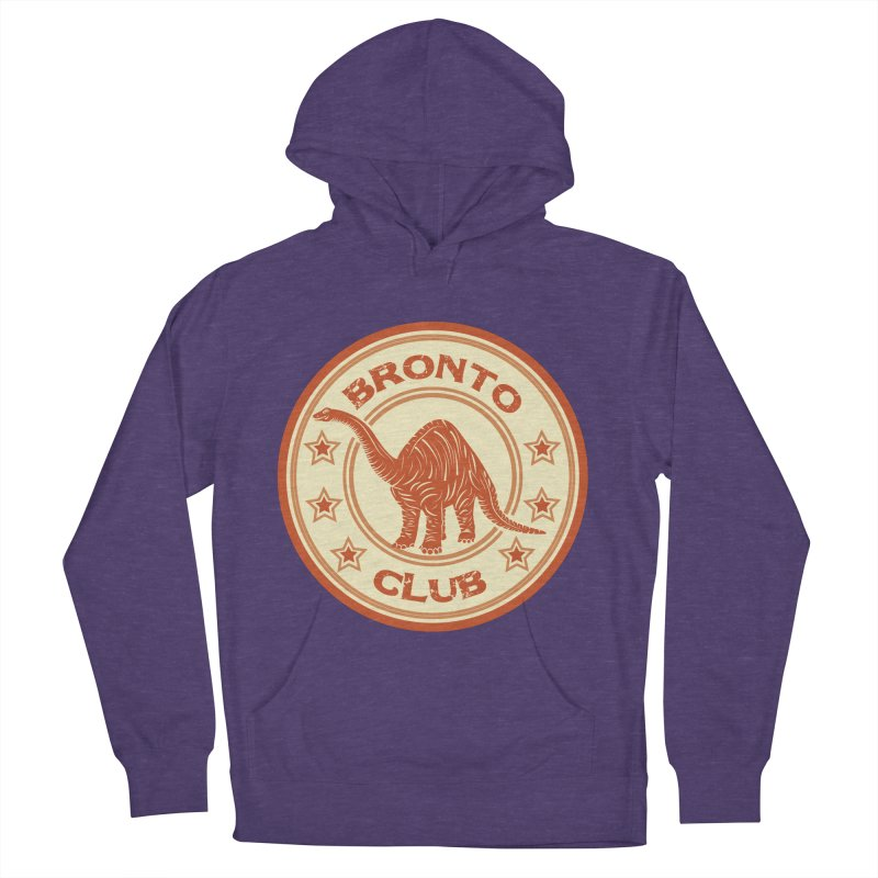 BRONTO Women's Pullover Hoody by WALLYF's Artist Shop