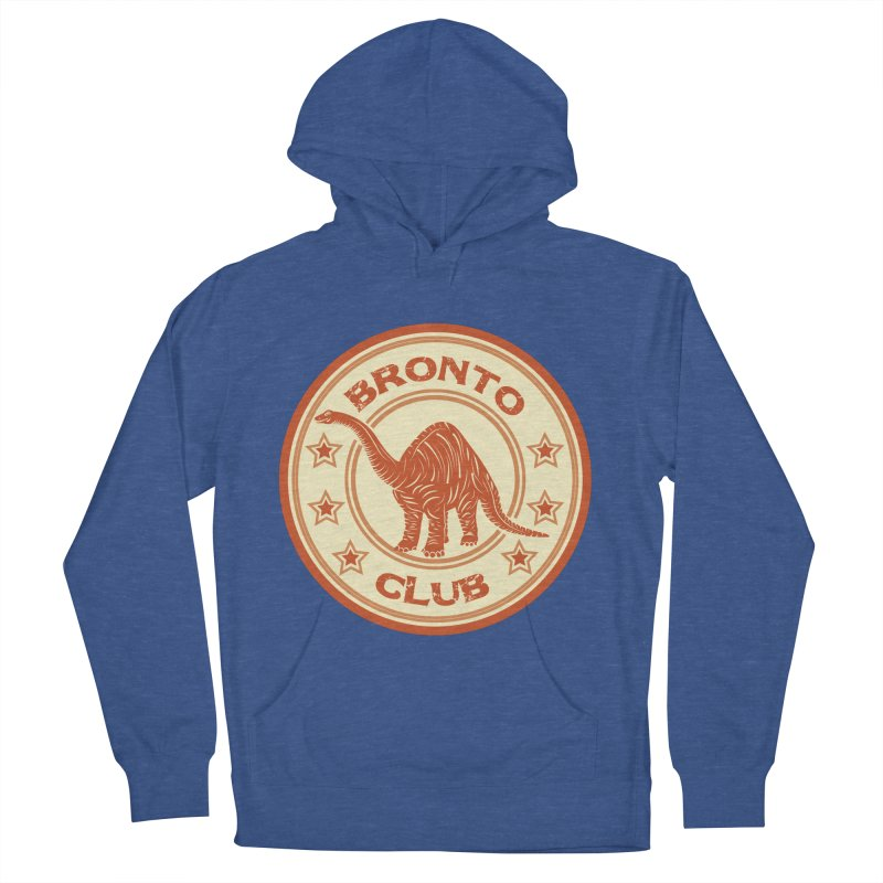 BRONTO Men's Pullover Hoody by WALLYF's Artist Shop