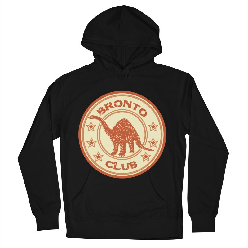 BRONTO Men's Pullover Hoody by WALLYF's Artist Shop