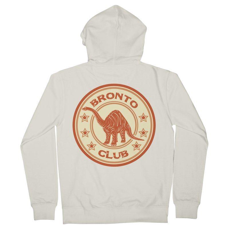 BRONTO Women's Zip-Up Hoody by WALLYF's Artist Shop