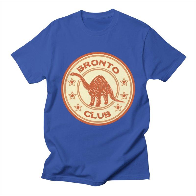 BRONTO Men's T-Shirt by WALLYF's Artist Shop