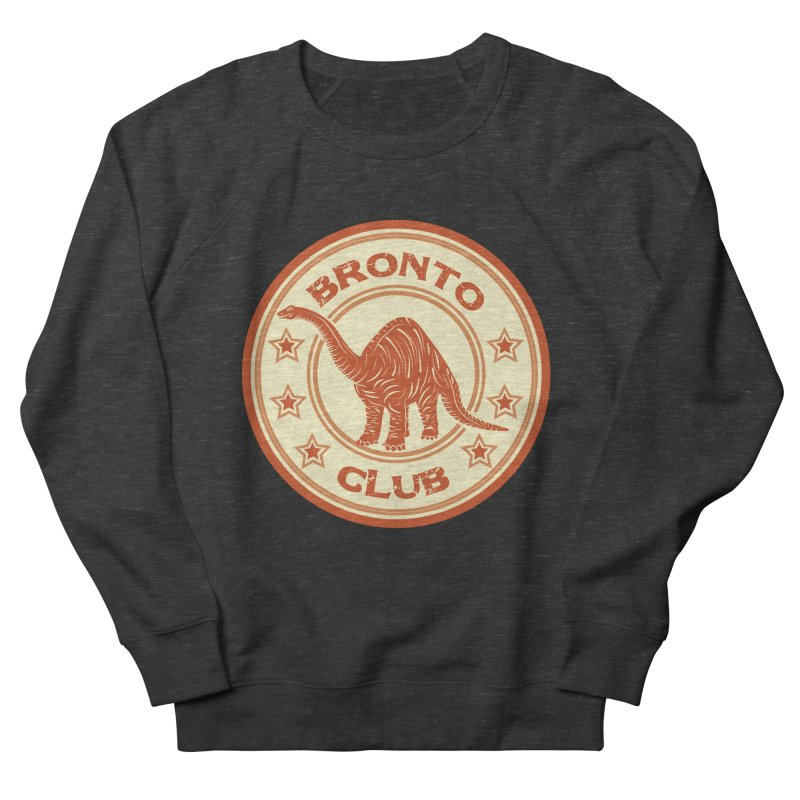 BRONTO Men's Sweatshirt by WALLYF's Artist Shop