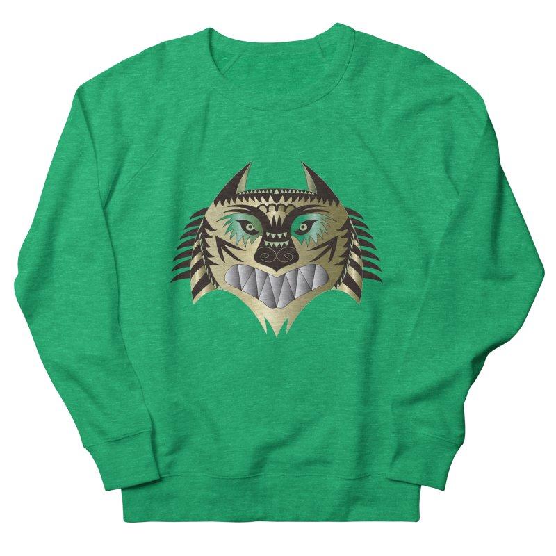 Wolf-Tiger Men's Sweatshirt by WALLYF's Artist Shop