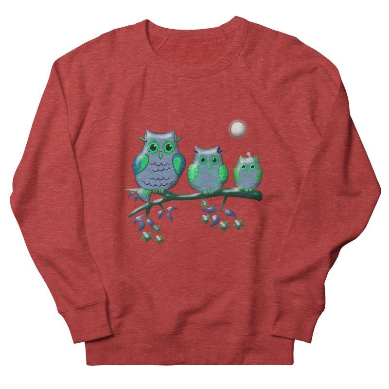 owls Women's Sweatshirt by WALLYF's Artist Shop