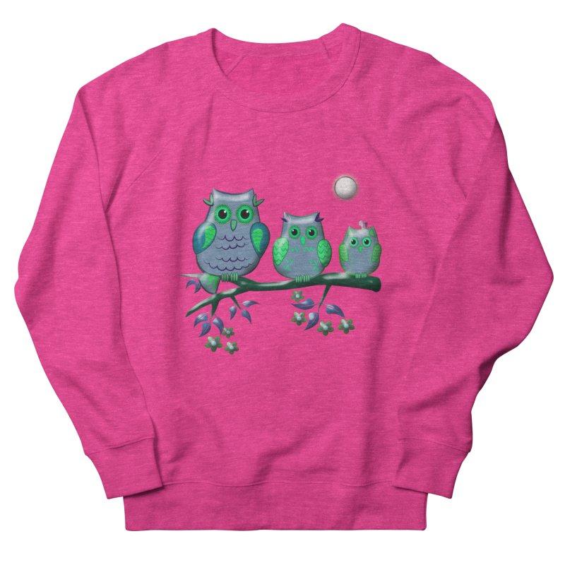owls Men's Sweatshirt by WALLYF's Artist Shop