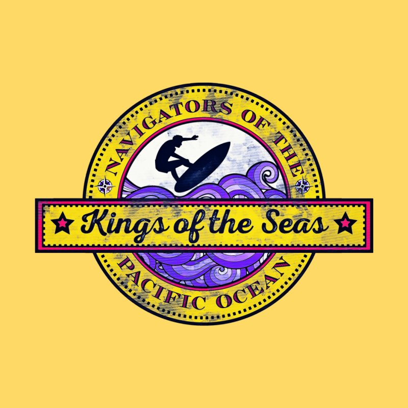 Kings of the seas by WALLYF's Artist Shop