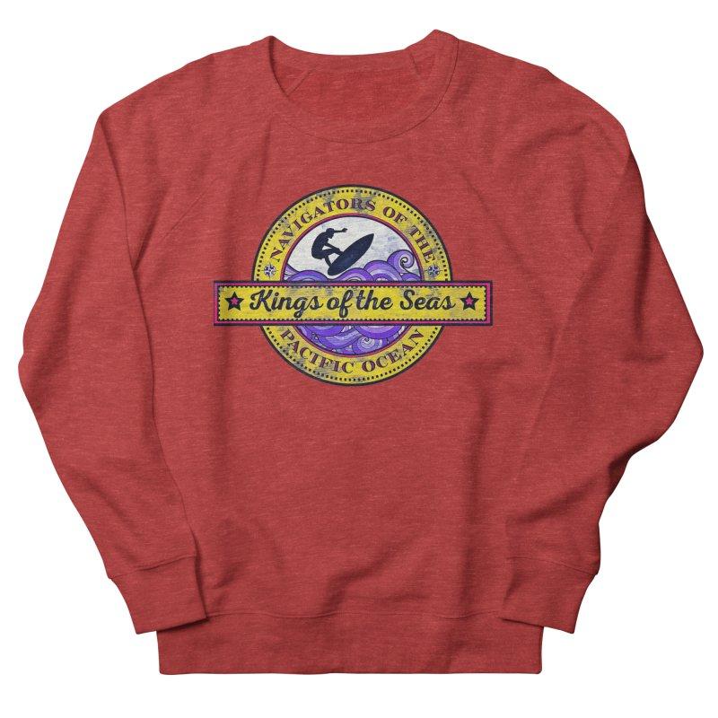 Kings of the seas Women's Sweatshirt by WALLYF's Artist Shop