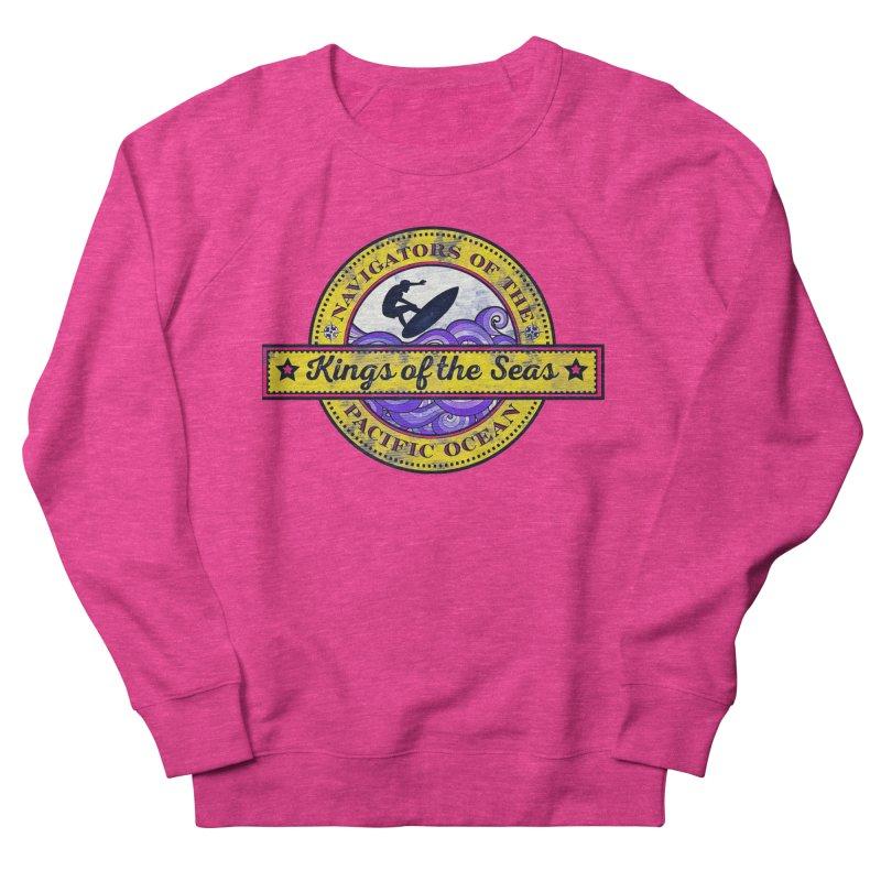 Kings of the seas Men's Sweatshirt by WALLYF's Artist Shop