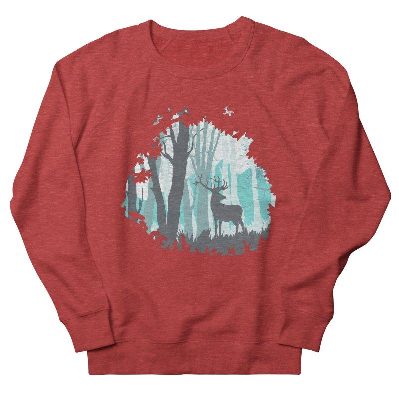 the hidden forest Women's Sweatshirt by WALLYF's Artist Shop