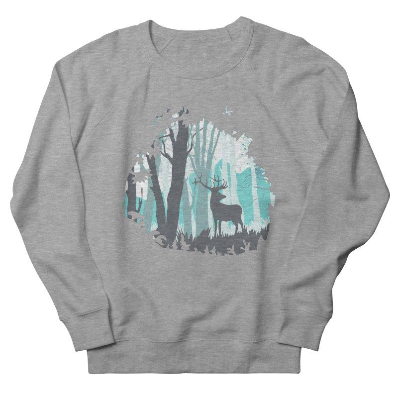 the hidden forest Men's Sweatshirt by WALLYF's Artist Shop