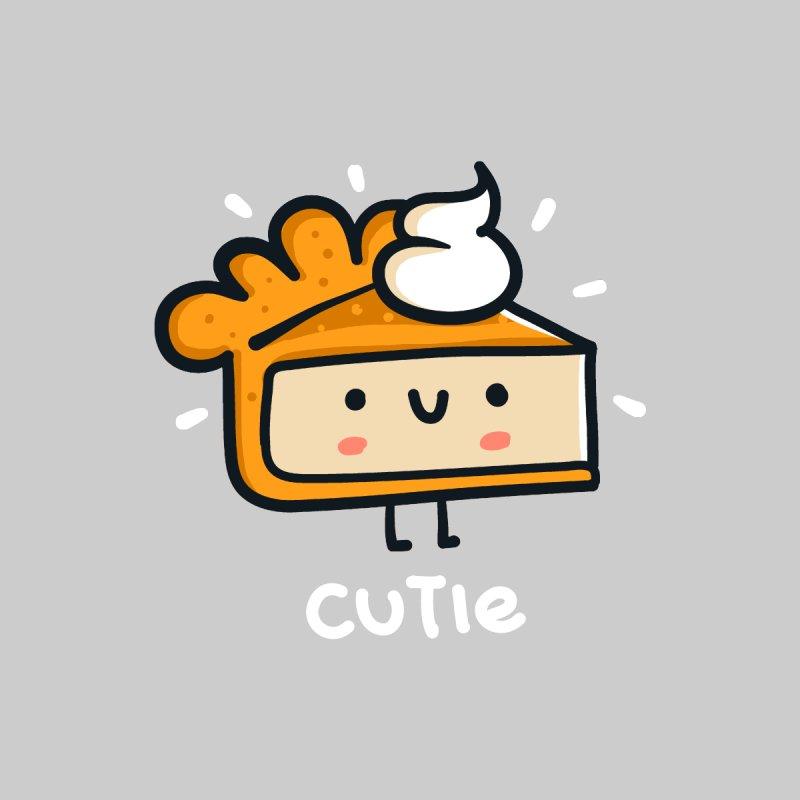 A Cutie Pie Kids Baby Bodysuit by Walmazan's Artist Shop