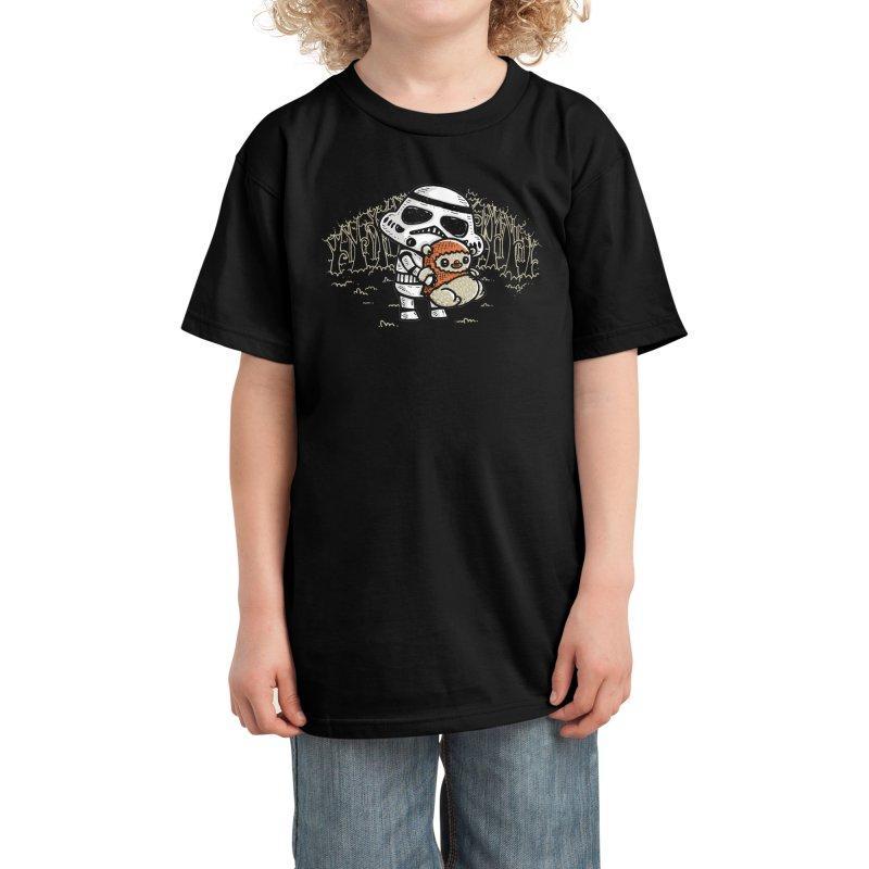 Finders Keepers Kids T-Shirt by Walmazan's Artist Shop