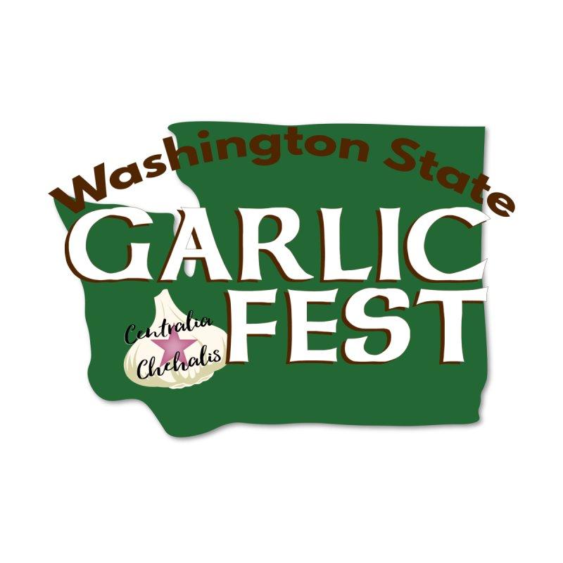 Washington State Garlic Fest Men's T-Shirt by WAStateGarlicFest's Artist Shop