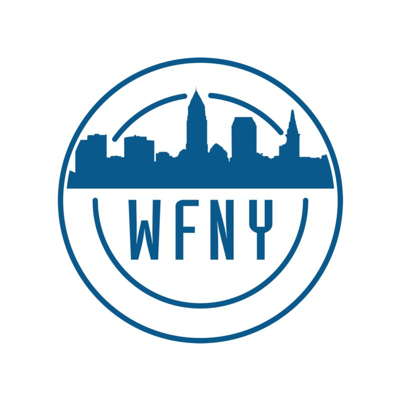 WFNY Logo Gear! Women's V-Neck by WFNY - WaitingForNextYear