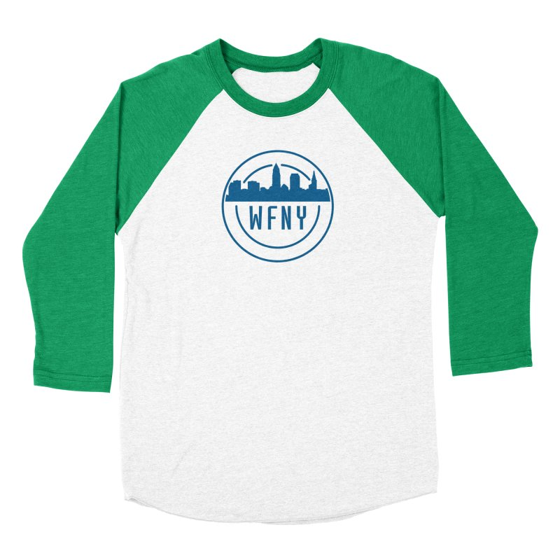 WFNY Logo Gear! Men's Longsleeve T-Shirt by WFNY - WaitingForNextYear