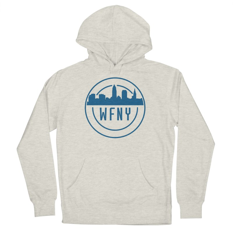 WFNY Logo Gear! Women's French Terry Pullover Hoody by WFNY - WaitingForNextYear