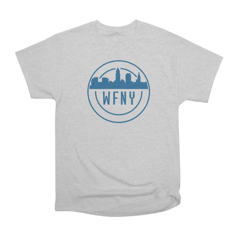 WFNY Logo Gear! Men's Heavyweight T-Shirt by WFNY - WaitingForNextYear