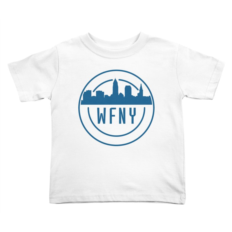 WFNY Logo Gear! Kids Toddler T-Shirt by WFNY - WaitingForNextYear